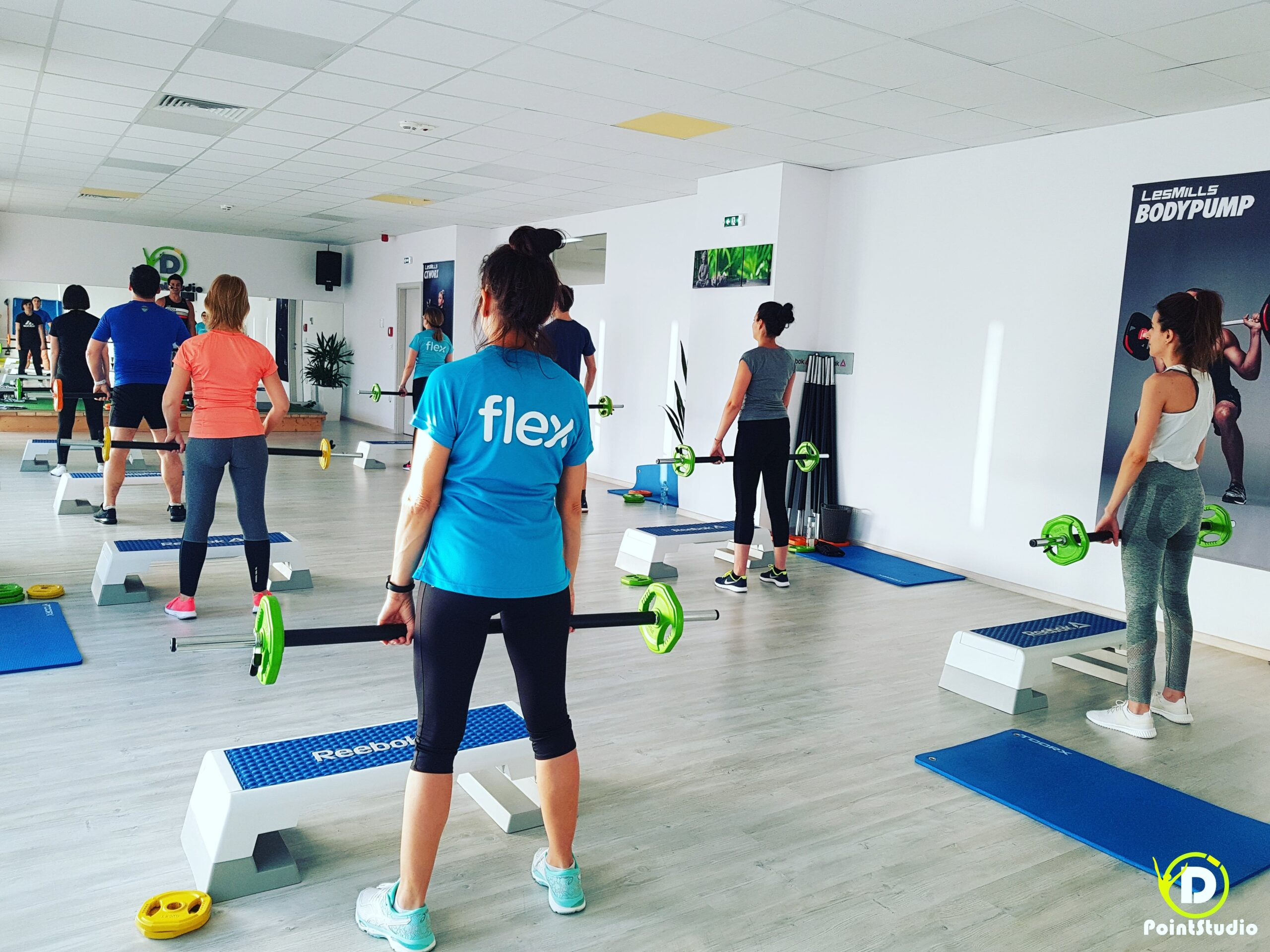 Power Strength - Flex at D' Point Studio