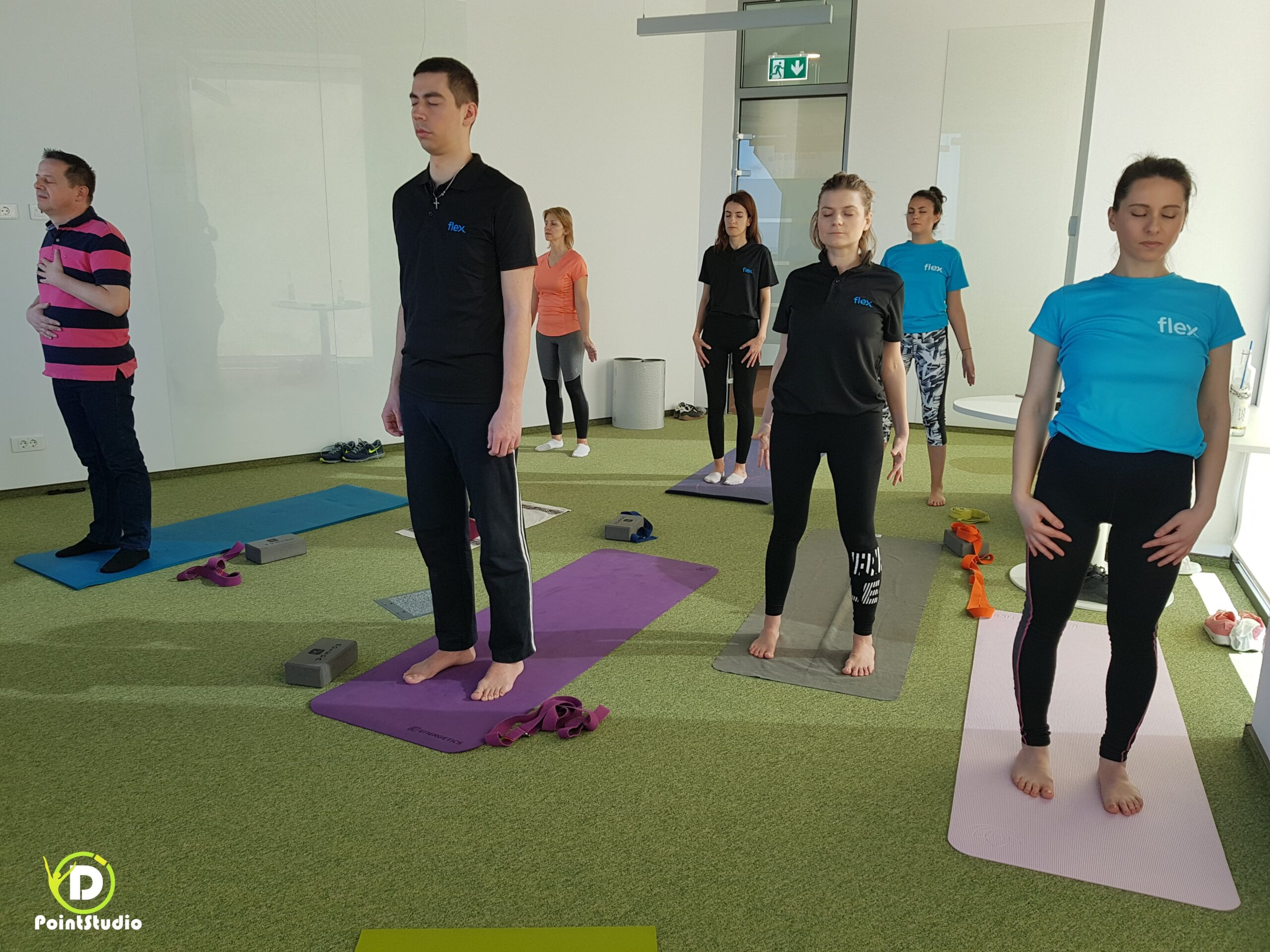 Yoga & Office Works - Flex Openville